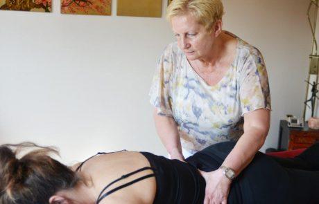 Touch of harmony, haptotherapie